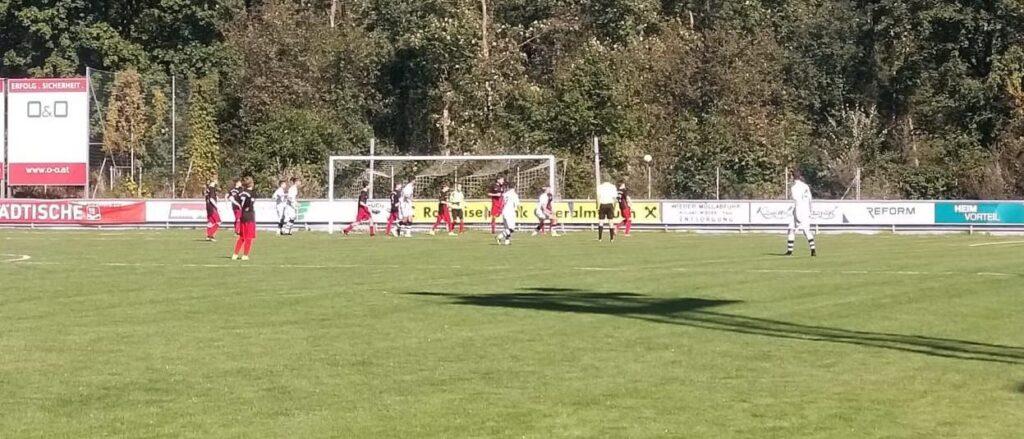 U16 – Attraktiver Offensivfussball führt zum nächsten klaren Sieg