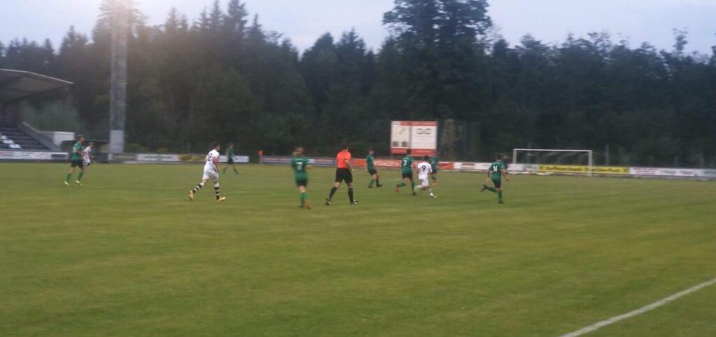 U16 mit toller Leistung gegen SG Golling/Scheffau